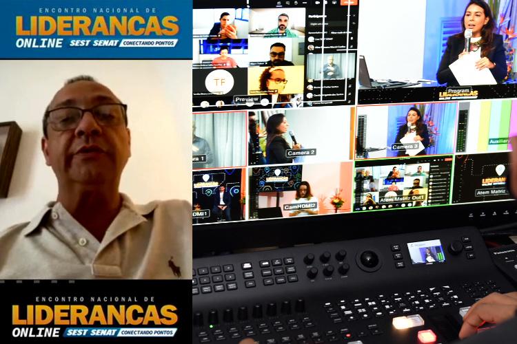 SEST SENAT inova ao realizar o 1º Encontro Nacional de Lideranças totalmente virtual