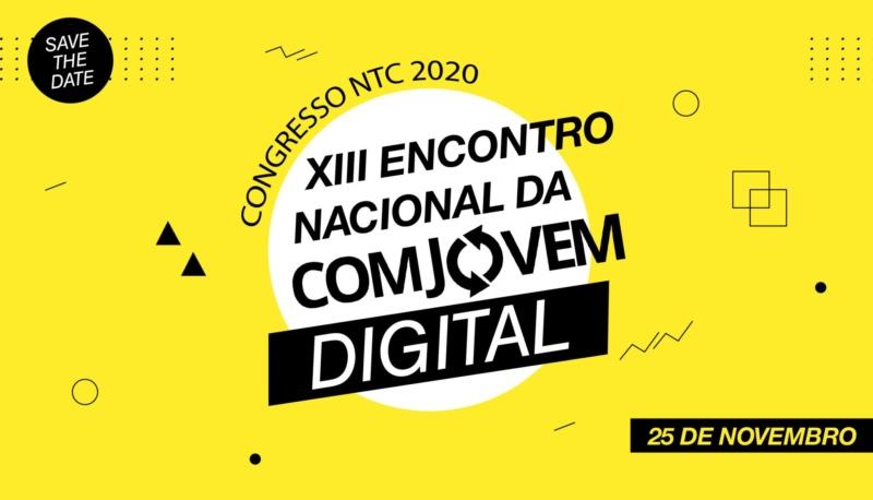 Congresso NTC 2020 – XIII Encontro Nacional da Comjovem