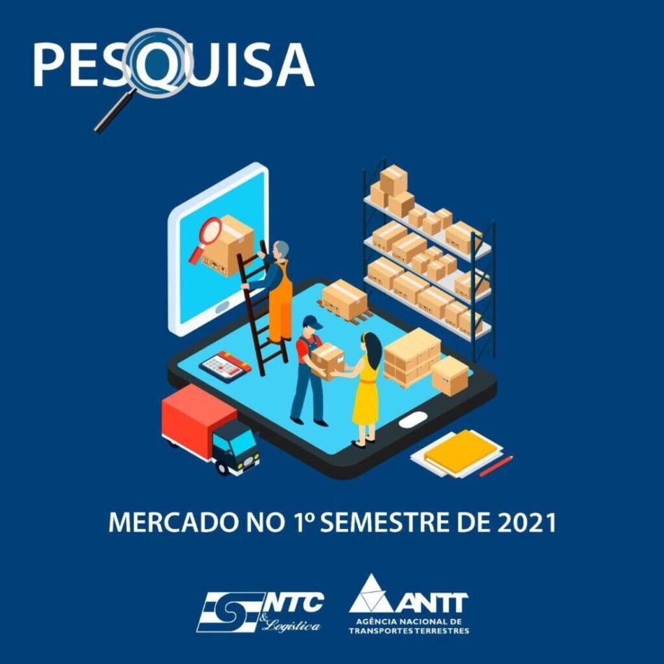 Pesquisa: mercado no primeiro semestre de 2021. Participe!